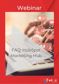 FAQ HubSpot Marketing Hub