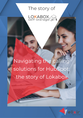 Customer cases cover - lokabox