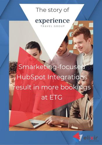 Customer cases cover ETG Smarketing