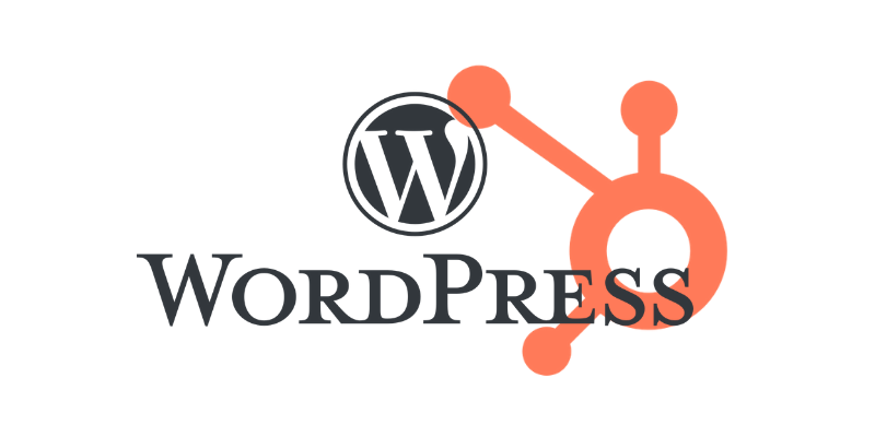 Hubspot integrations page- wordpress