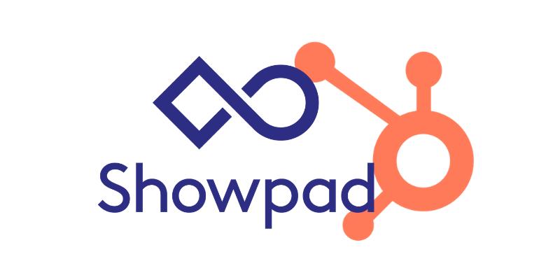 Hubspot integration showpad